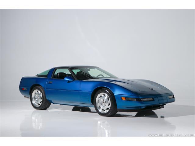 1993 Chevrolet Corvette (CC-1521430) for sale in Farmingdale, New York