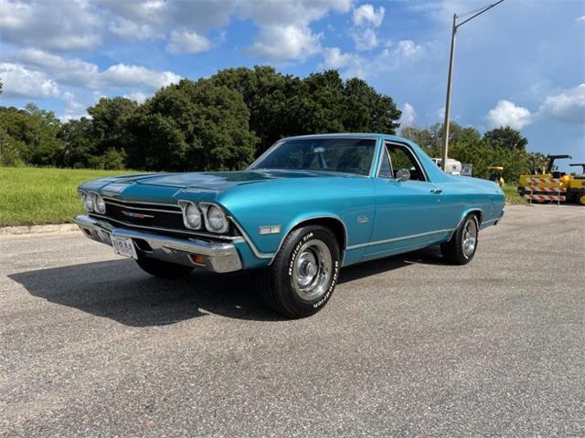 1968 Chevrolet El Camino (CC-1521434) for sale in Winter Garden, Florida