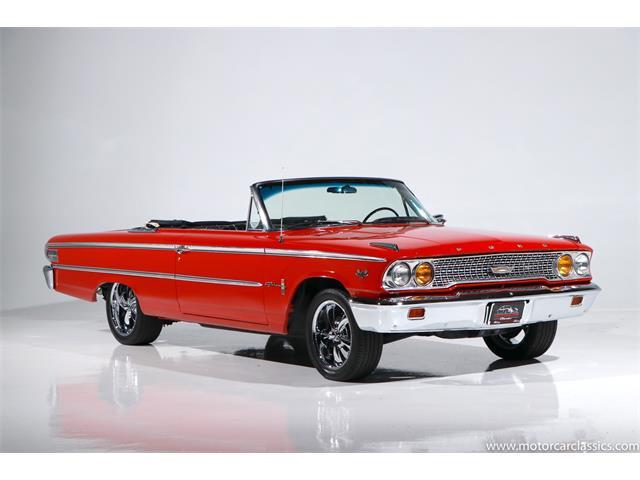 1963 Ford Galaxie (CC-1521439) for sale in Farmingdale, New York