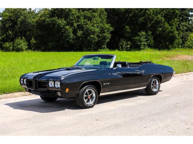 1970 Pontiac GTO (CC-1521440) for sale in Winter Garden, Florida
