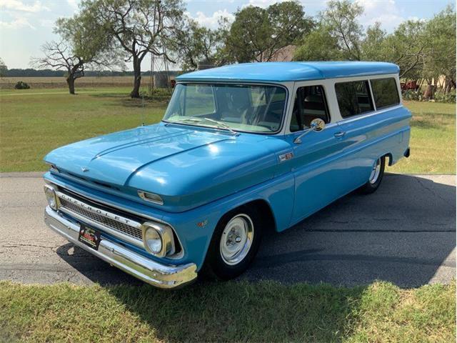 1965 Chevrolet Suburban (CC-1521445) for sale in Fredericksburg, Texas