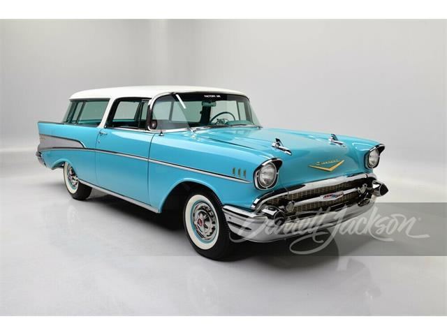 1957 Chevrolet Nomad (CC-1520145) for sale in Houston, Texas