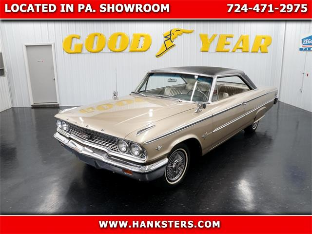 1963 Ford Galaxie 500 (CC-1521472) for sale in Homer City, Pennsylvania
