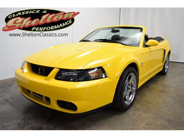 2004 Ford Mustang (CC-1520148) for sale in Mooresville, North Carolina