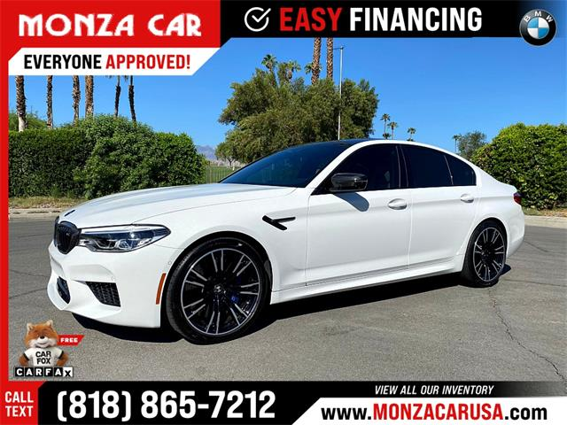 2020 BMW M Models (CC-1521488) for sale in Sherman Oaks, California