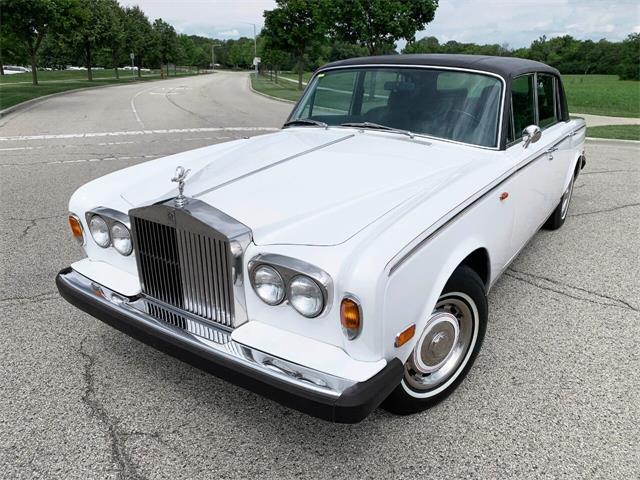 1975 Rolls-Royce Silver Shadow (CC-1521499) for sale in Carey, Illinois