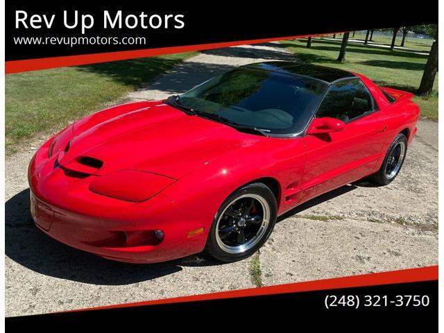 1998 Pontiac Firebird (CC-1521501) for sale in Shelby Township, Michigan