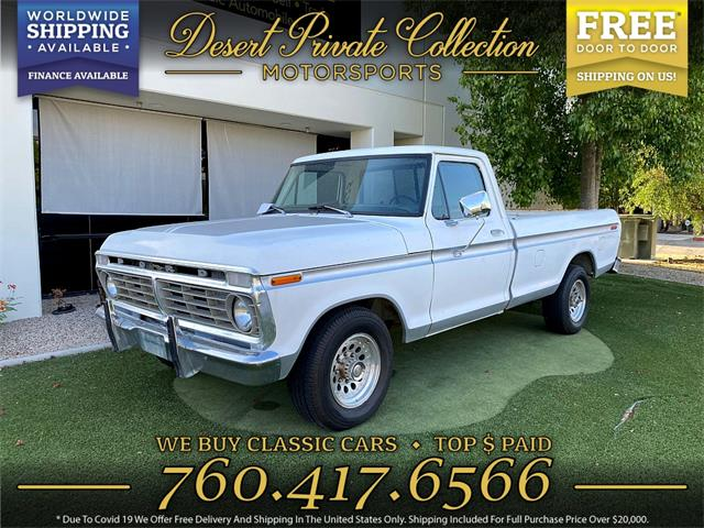 1974 Ford F250 (CC-1521505) for sale in Palm Desert , California