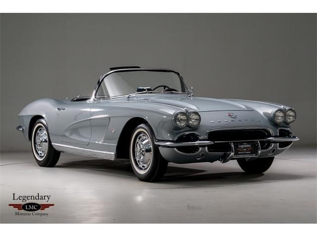 1962 Chevrolet Corvette (CC-1521509) for sale in Halton Hills, Ontario