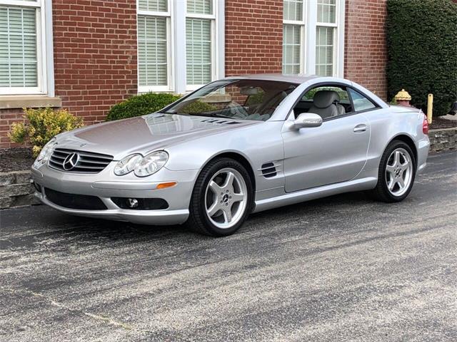 2003 Mercedes-Benz SL-Class (CC-1521527) for sale in Saint Charles, Missouri