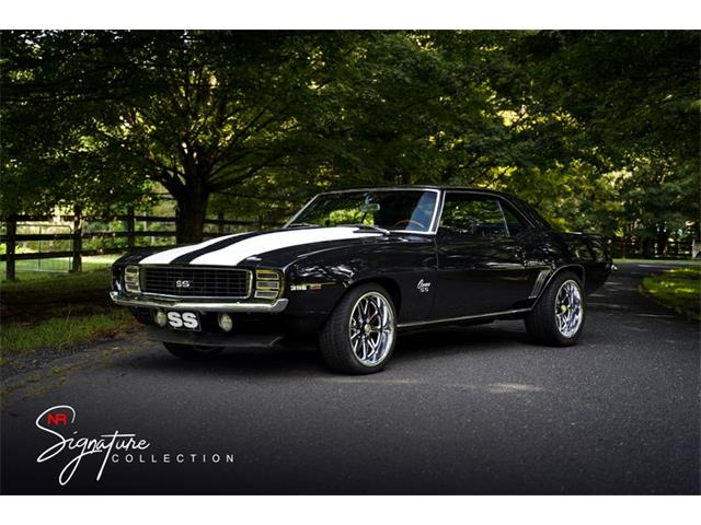 1969 Chevrolet Camaro (CC-1521529) for sale in Green Brook, New Jersey