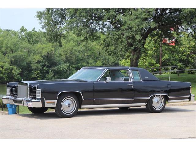 1978 Lincoln Continental (CC-1520153) for sale in Alsip, Illinois