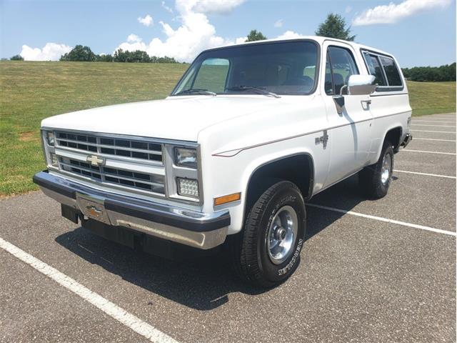 1987 Chevrolet Blazer (CC-1521534) for sale in Greensboro, North Carolina
