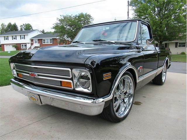 1968 Chevrolet C10 (CC-1521539) for sale in Greensboro, North Carolina