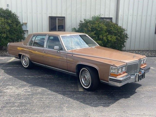 1988 Cadillac Fleetwood (CC-1521541) for sale in Greensboro, North Carolina