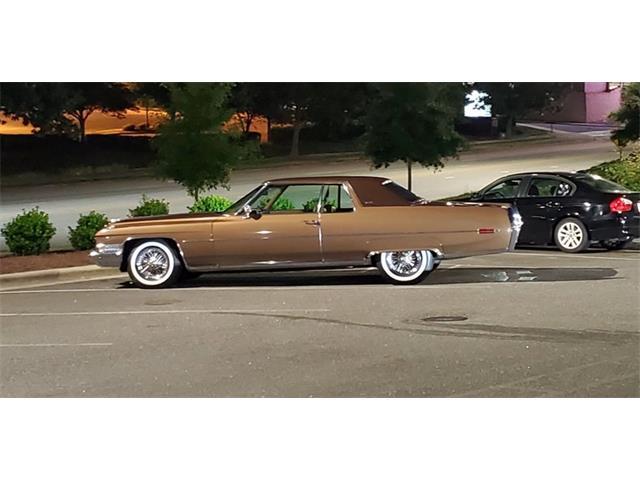 1972 Cadillac DeVille (CC-1521542) for sale in Greensboro, North Carolina