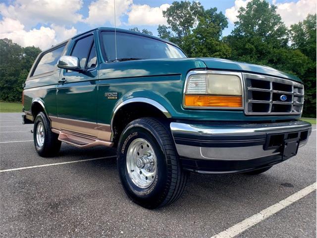 1996 Ford Bronco (CC-1521556) for sale in Greensboro, North Carolina