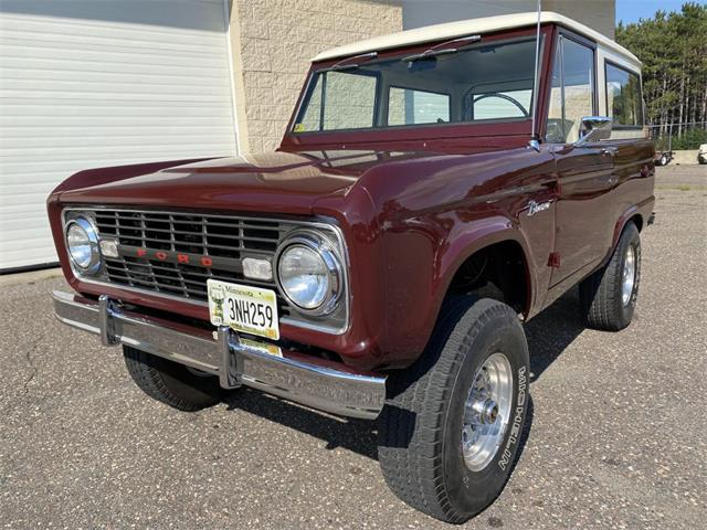 1966 Ford Bronco (CC-1521559) for sale in Ham Lake, Minnesota