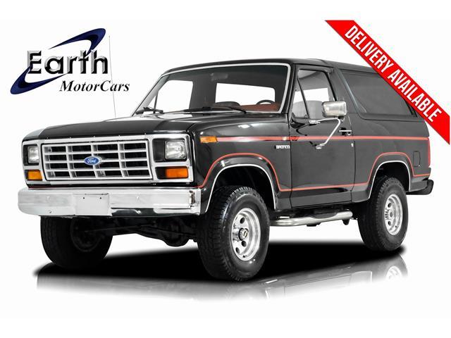 1984 Ford Bronco (CC-1521569) for sale in Carrollton, Texas