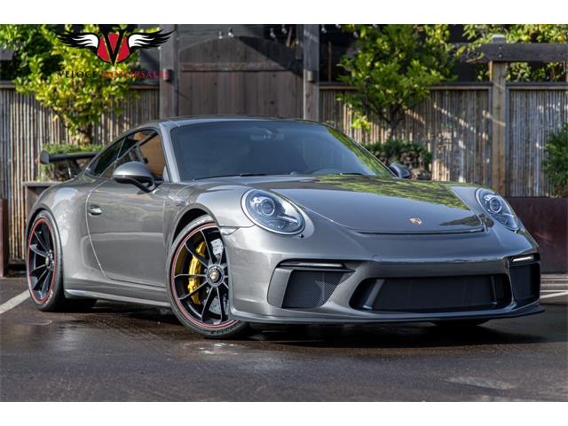 2018 Porsche 911 (CC-1521586) for sale in San Diego, California