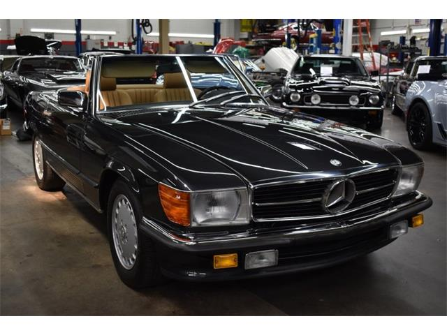 1989 Mercedes-Benz 560SL (CC-1520159) for sale in Huntington Station, New York