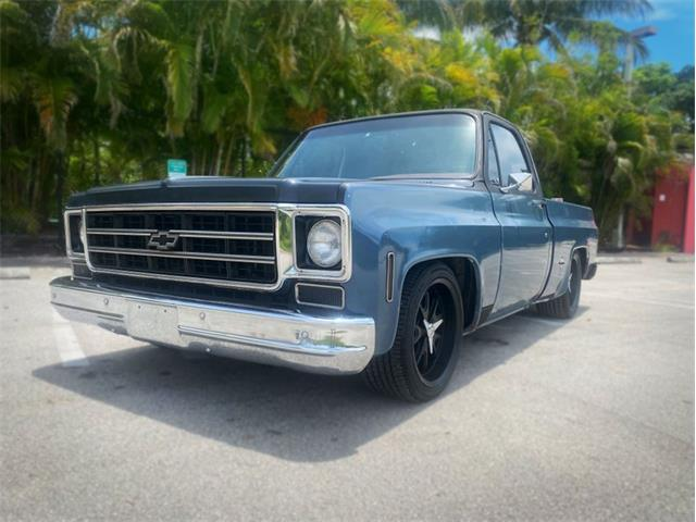 1978 Chevrolet C10 (CC-1521593) for sale in Delray Beach, Florida