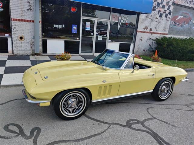 1966 Chevrolet Corvette (CC-1521595) for sale in N. Kansas City, Missouri