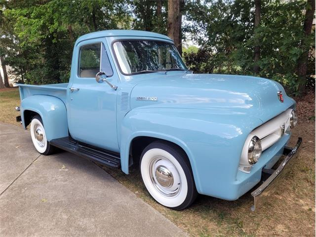 1953 Ford F100 (CC-1521597) for sale in Concord, North Carolina