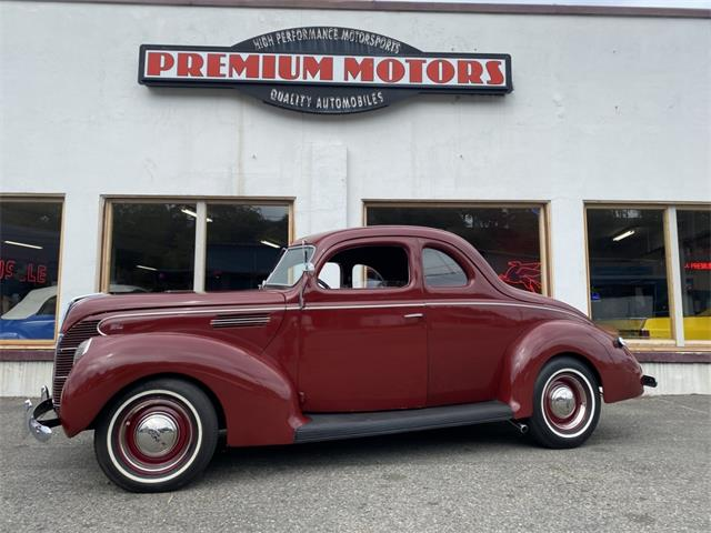 1939 Ford 2-Dr Coupe (CC-1521600) for sale in Tocoma, Washington