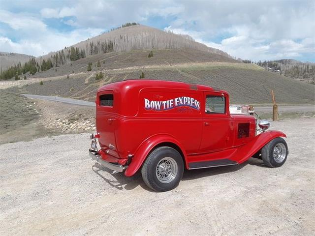 1933 Chevrolet Panel Truck (CC-1521610) for sale in Cadillac, Michigan