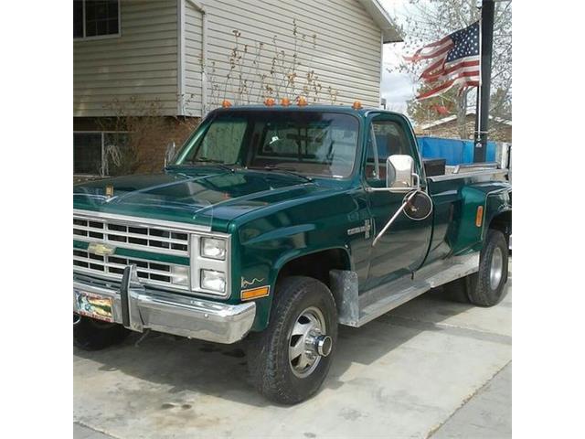 1985 Chevrolet Truck (CC-1521611) for sale in Cadillac, Michigan