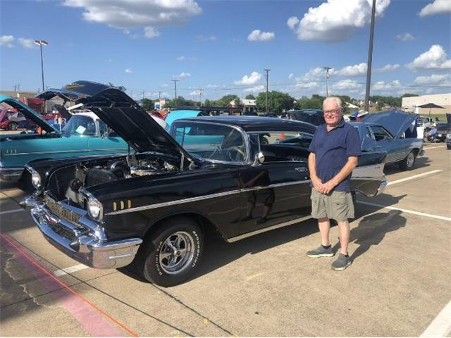 1957 Chevrolet Bel Air (CC-1521615) for sale in Cadillac, Michigan