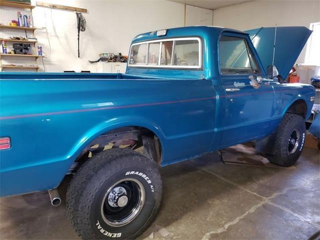 1970 Chevrolet Pickup (CC-1521616) for sale in Cadillac, Michigan