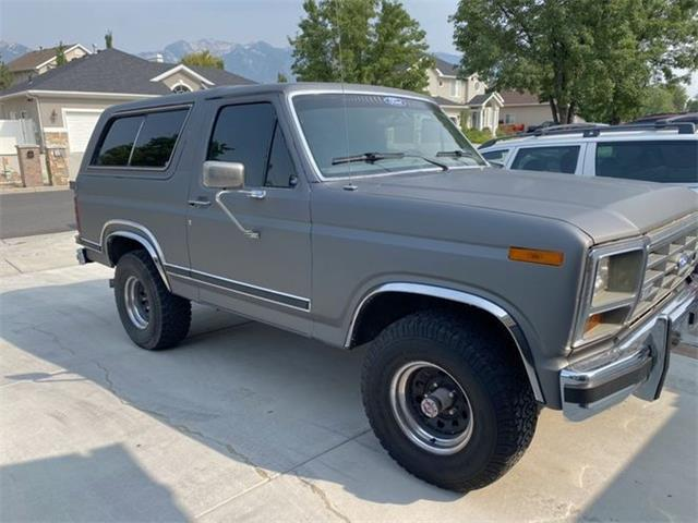1984 Ford Bronco (CC-1521617) for sale in Cadillac, Michigan