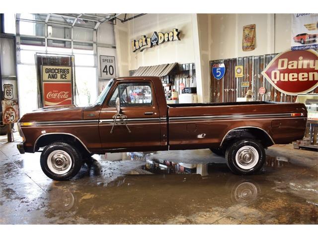 1978 Ford F250 (CC-1520163) for sale in Redmond, Oregon