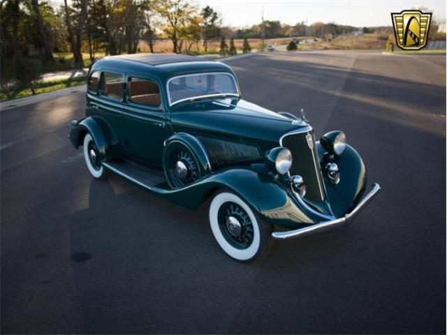 1934 Studebaker Commander (CC-1521630) for sale in Cadillac, Michigan