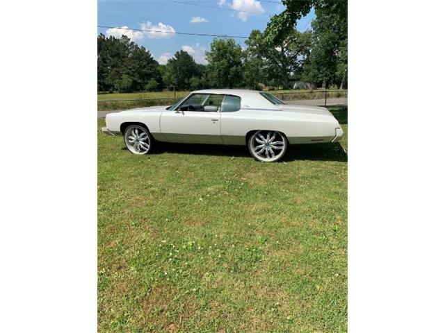 1973 Chevrolet Impala (CC-1521631) for sale in Cadillac, Michigan