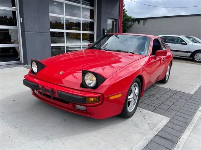 1986 Porsche 944 (CC-1521635) for sale in Cadillac, Michigan