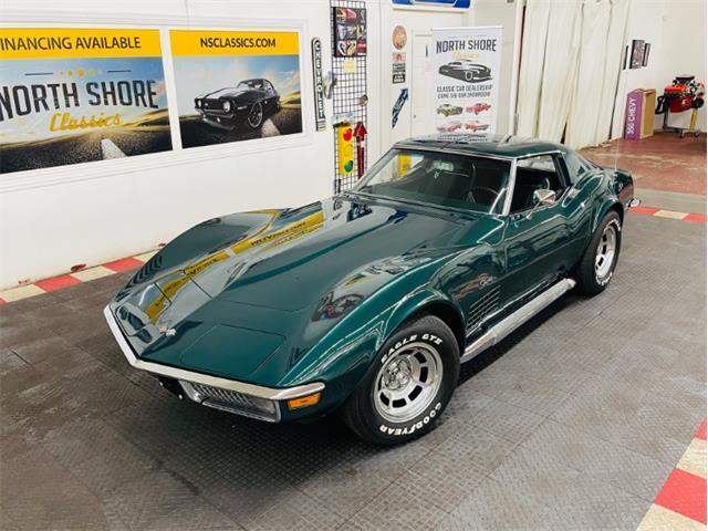 1971 Chevrolet Corvette (CC-1520164) for sale in Mundelein, Illinois
