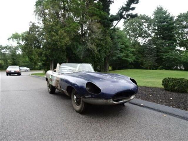 1963 Jaguar E-Type (CC-1521646) for sale in Cadillac, Michigan