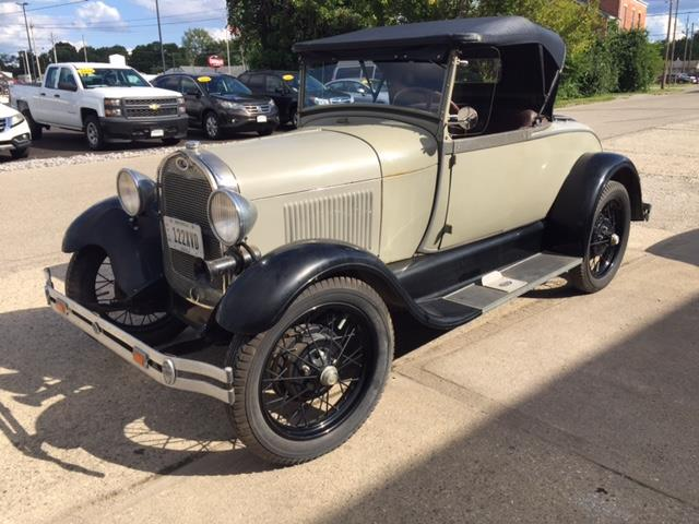 1928 Ford Model A (CC-1521649) for sale in MILFORD, Ohio