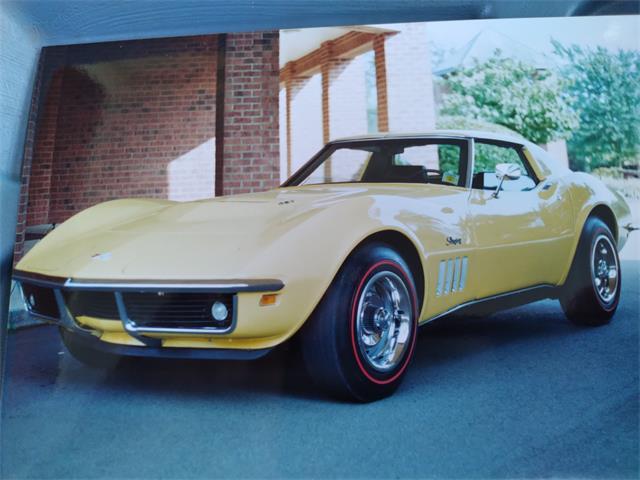 1969 Chevrolet Corvette Stingray (CC-1521652) for sale in Salisbury, North Carolina