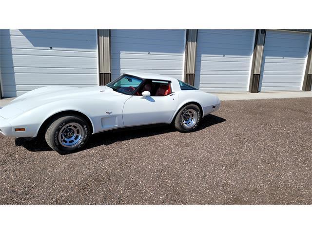 1978 Chevrolet Corvette (CC-1521667) for sale in Yankton, South Dakota