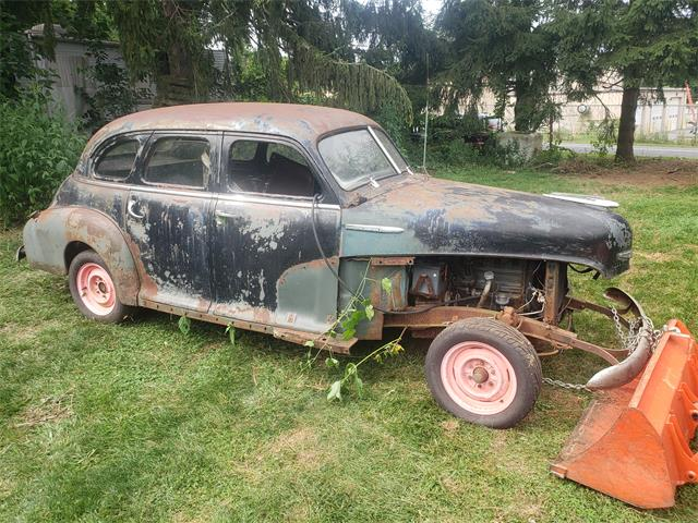 1948 Chevrolet Stylemaster (CC-1521669) for sale in TEMPLE, Pennsylvania