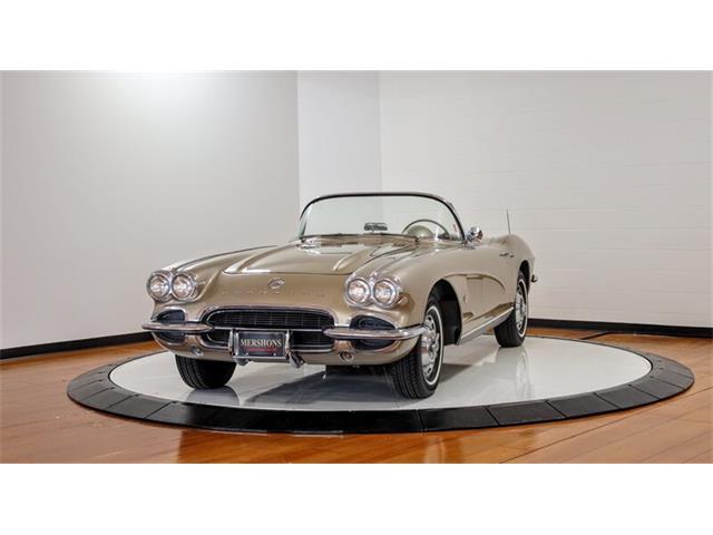 1962 Chevrolet Corvette (CC-1520168) for sale in Springfield, Ohio