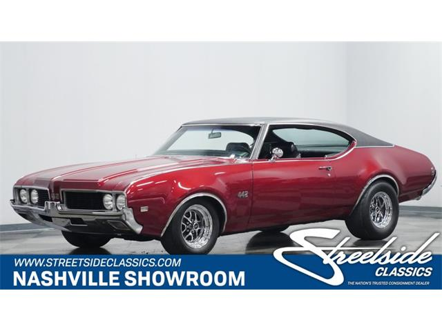 1969 Oldsmobile 442 (CC-1521682) for sale in Lavergne, Tennessee