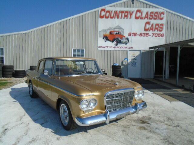 1962 Studebaker Lark (CC-1521712) for sale in Staunton, Illinois