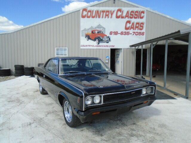 1968 AMC Rebel (CC-1521715) for sale in Staunton, Illinois
