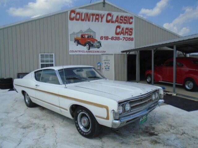 1969 Ford Torino (CC-1521716) for sale in Staunton, Illinois