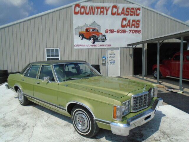1975 Ford Granada (CC-1521718) for sale in Staunton, Illinois